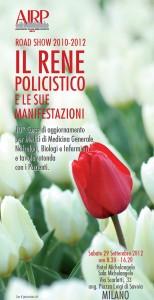 AIRP - Prima Pagina - Convegno Milano 29sett2012