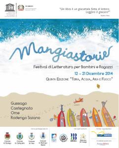 copertina Mangiastorie 2014